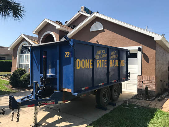 Dumpster Sizes in St Petersburg FL