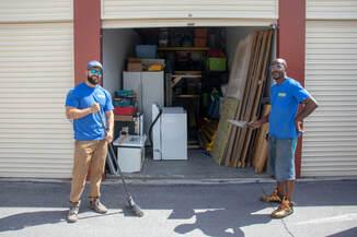 Storage Unit Cleanouts St Petersburg FL